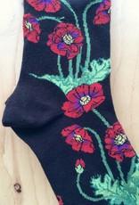 Ozone Socks Poppy Socks