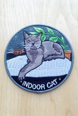 Stay Home Club Indoor Cat Patch