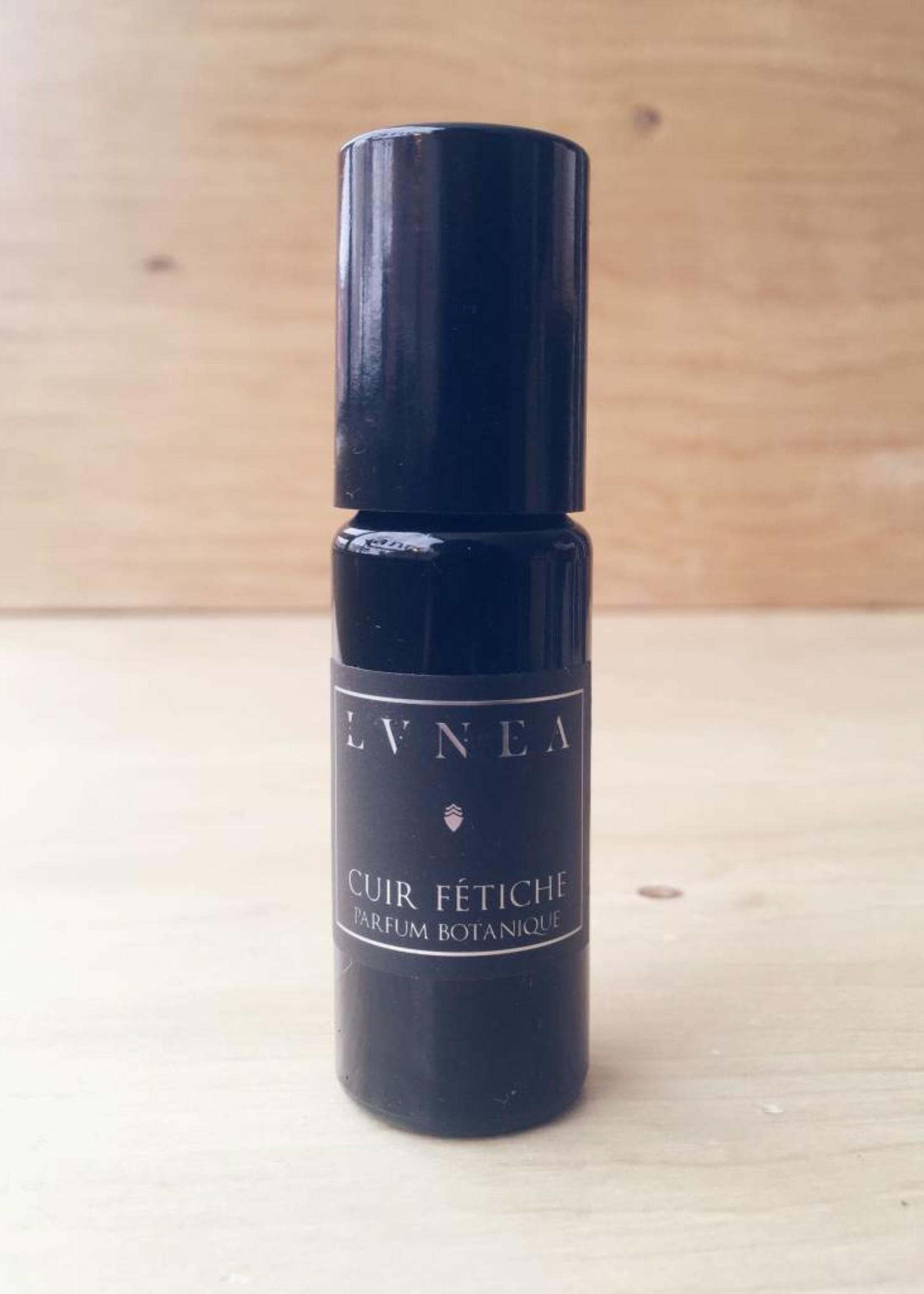 """Lvnea Huile de Parfum Botanique  """"Cuir Fétiche"""""""