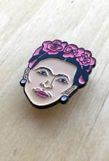 Kristina Micotti Frida Kahlo Pin
