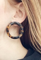 Machete Isla Side Hoops