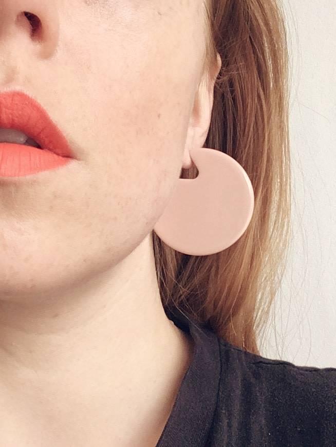Machete Boucles d'oreilles 'Clare'