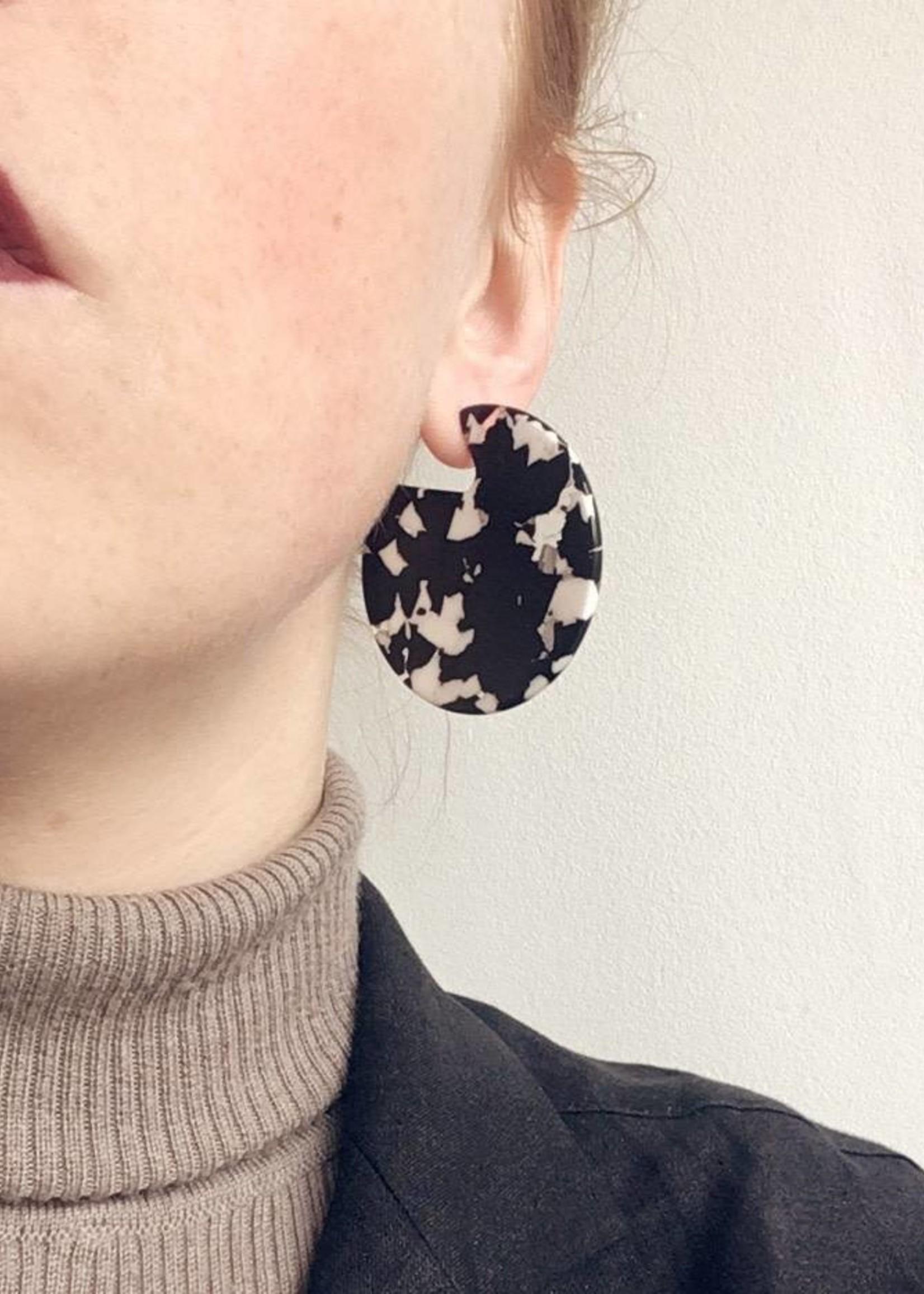 Machete Clare Earrings