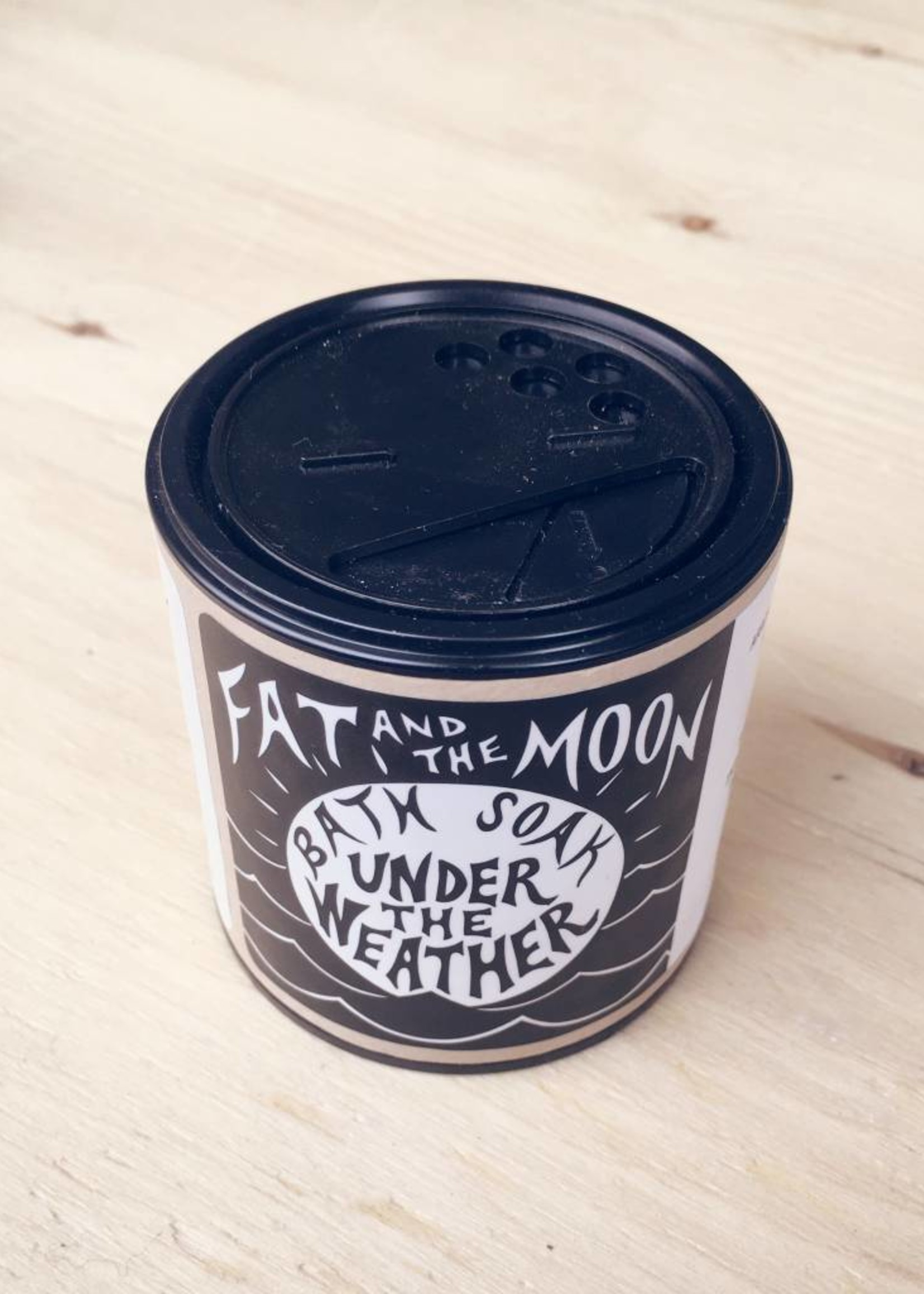 """Fat and the Moon Poudre de bain """"Under The Weather"""""""
