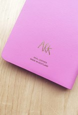 Ark Colour Design Boobs Leather Notebook