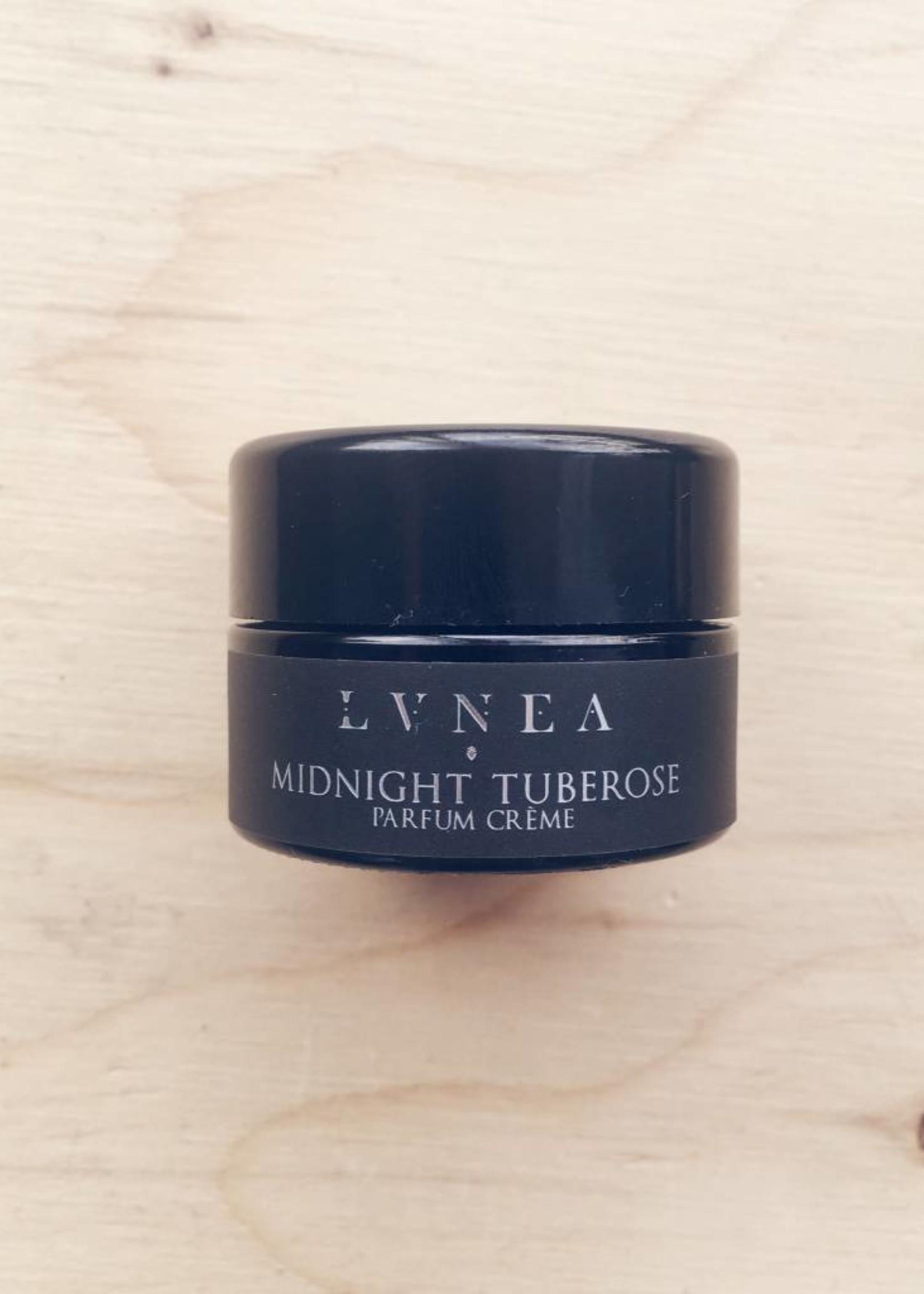 Lvnea Midnight Tuberose Solid Perfume