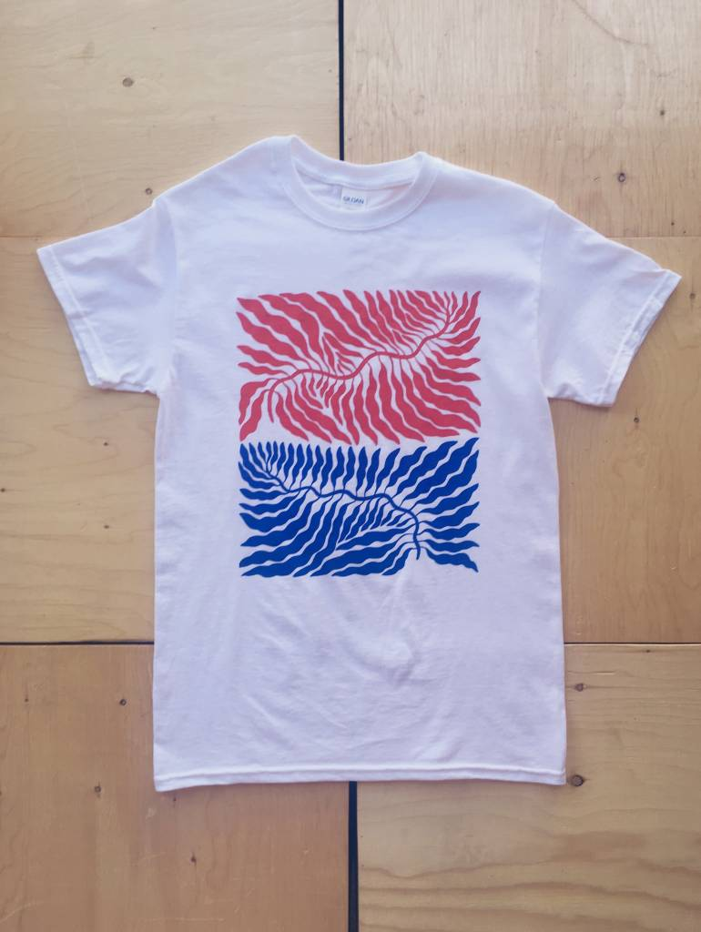 Annex Collaborations Leaves T-shirt