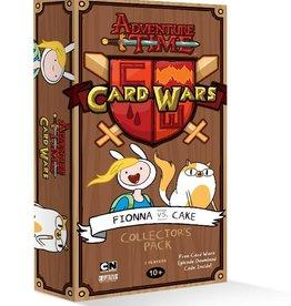 Cryptozoic AT Card Wars: Fionna vs Cake