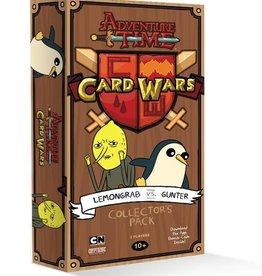 Cryptozoic AT Card Wars: Lemongrab vs Gunter
