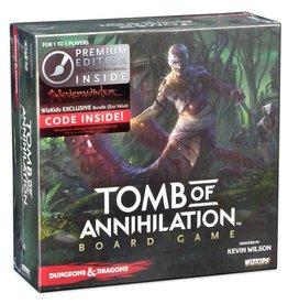 WizKids D&D: Tomb of Annihilation Board Game Premium Edition