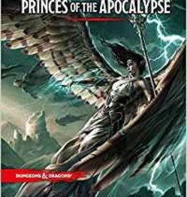 Wizards of the Coast D&D: Princes of the Apocalypse Book