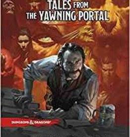 Wizards of the Coast D&D: Tales from the Yawning Portal Book