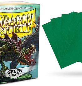 Dragon Shield Dragon Shield: Sleeves: Green