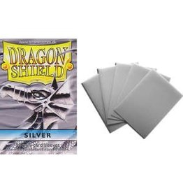 Dragon Shield Dragon Shield: Sleeves: Silver