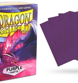 Dragon Shield Dragon Shield: Sleeves: Purple