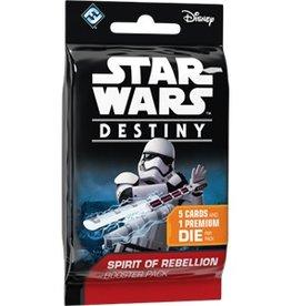 Fantasy Flight Games SW Destiny: Spirit of Rebellion Booster Pack