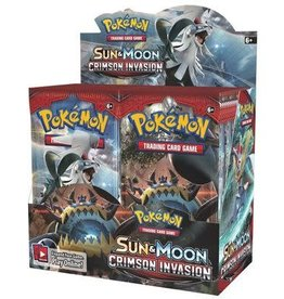Pokemon Pokemon: SM4 Crimson Invasion: Booster Box