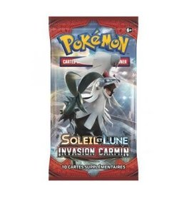Pokemon Pokemon: SM4 Crimson Invasion: Booster Pack