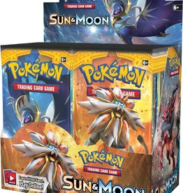 Pokemon Pokemon: SM1: Booster Box