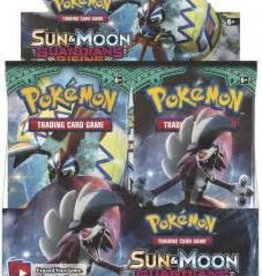 Pokemon Pokemon: SM2 Guardians Rising: Booster Box