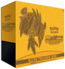 Pokemon Pokemon: SM2 Guardians Rising: Elite Trainer