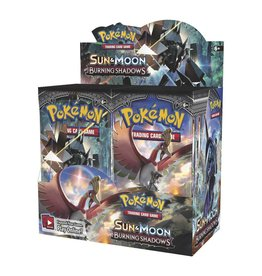 Pokemon Pokemon: SM3 Burning Shadows: Booster Box