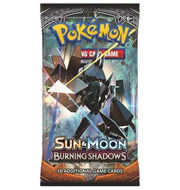 Pokemon Pokemon: SM3 Burning Shadows: Booster Pack