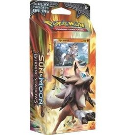Pokemon Pokemon: SM3 Burning Shadows Theme Decks: