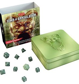Wizards of the Coast D&D: Tomb of Annihilation Dice
