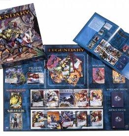 Upper Deck Marvel Legendary: Deck Building Game