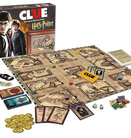 USAOPOLY Harry Potter: Clue