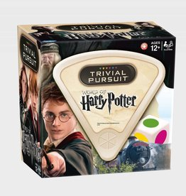 USAOPOLY Harry Potter: Trivial Pursuit