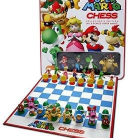 USAOPOLY Super Mario: Chess Set Collector's Edition