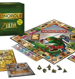 USAOPOLY LOZ: Monopoly