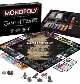 USAOPOLY GOT: Monopoly Colector's Edition