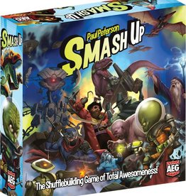 AEG Smash Up: Base Set