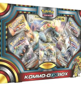 Pokemon Pokemon: GX/EX Box: