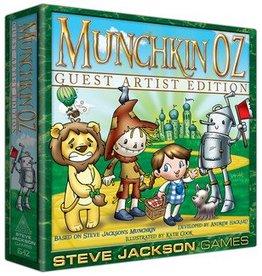 Steve Jackson Games Munchkin: Deluxe Size: