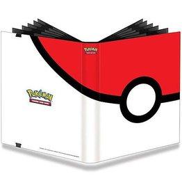 Ultra Pro Pokemon Binder: Poke Ball