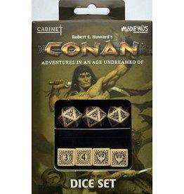 Q-Workshop Conan Dice Set