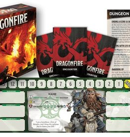 Catalyst D&D: Dragonfire Card Game