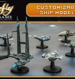 Gale Force Nine Firefly: Ship Models