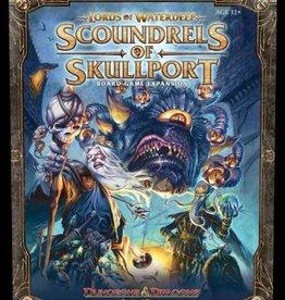 Wizards of the Coast D&D: Lords of Waterdeep: Scoundrels of Skullport