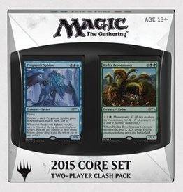 Wizards of the Coast MTG: Core 2015: Clash Pack