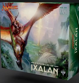 Wizards of the Coast MTG: Ixalan: Explorers of Ixalan Board Game