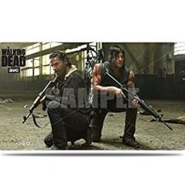 Ultra Pro UP: Playmat: TWD: Rick and Daryel