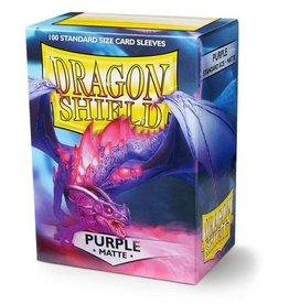 Dragon Shield Dragon Shield: Sleeves: Matt: Purple