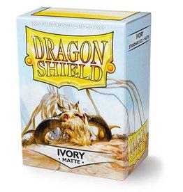 Dragon Shield Dragon Shield: Sleeves: Matt: Ivory