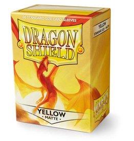 Dragon Shield Dragon Shield: Sleeves: Matt: Yellow
