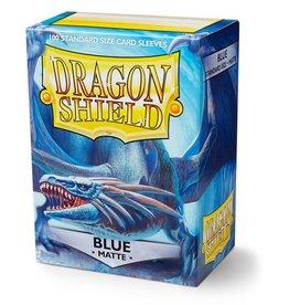 Dragon Shield Dragon Shield: Sleeves: Matt: Blue